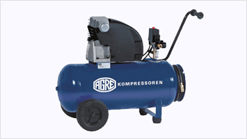 Kolbenkompressor WORKER 50 Plus AGRE